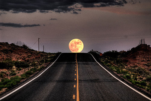 Moonrise Highway, Borrego Springs, California