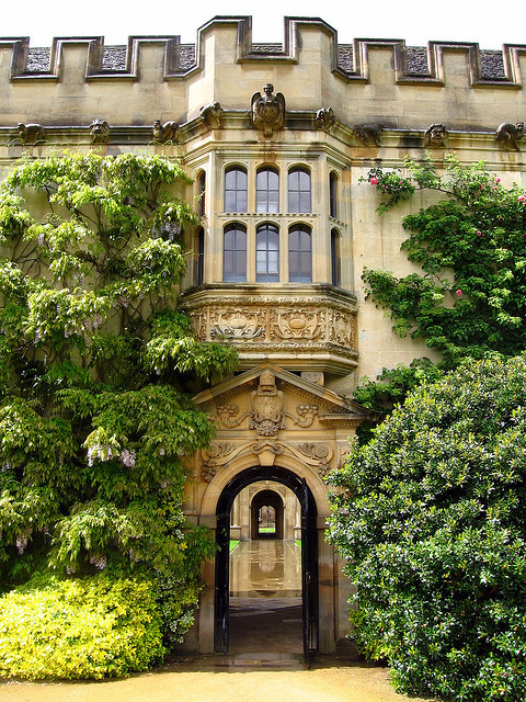 Archways, Oxford, England