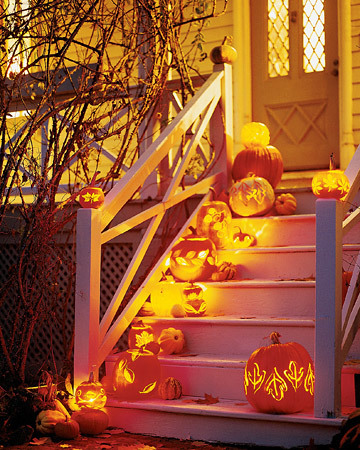 Halloween Porch, Columbus, Ohio