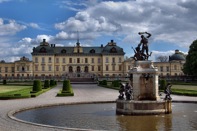Drottningholm Palace is the private residence of the Swedish royal family. Built in the late 16th century it served as a residence of the Swedish royal court for most of...