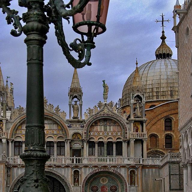 """ysvoice:""""  ♕  Venetian Grandeur - Basilica di San Marco  by © Rita Crane"""""""
