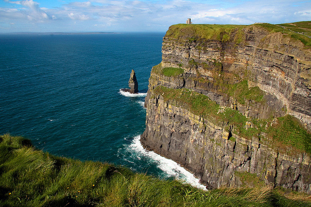 by dangers on Flickr.Cliffs of Moher, near Doolin, Ireland rank as one of the most popular tourist destinations in Ireland and topped the list of attractions in 2006 by drawing almost one million...