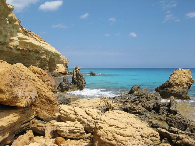 by mad_d88 on Flickr.Agiba Beach - Matruh, Egypt.