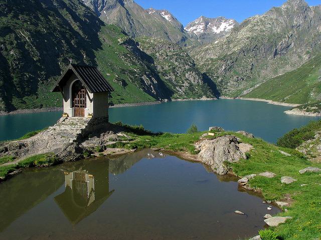 by Stefano Ruggeri on Flickr.Lago del Barbellino - Valbondione, Italian Alps.