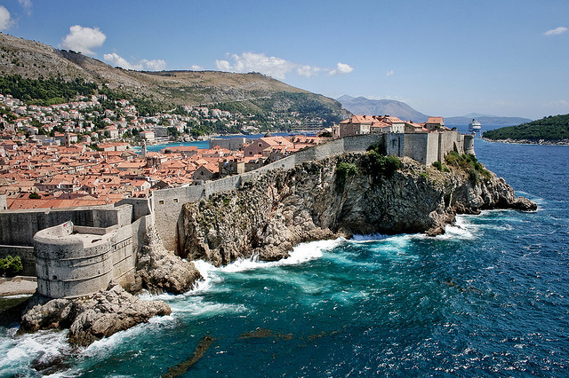 by Robiats on Flickr.The Pearl of the Adriatic - Dubrovnik, Croatia.