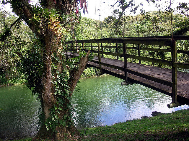by Cristina Bruseghini de Di Maggio on Flickr.Parque Eco-Arqueologico Los Naranjos, Honduras.