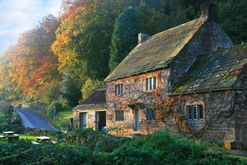 Forest Cottage, Somerset, England