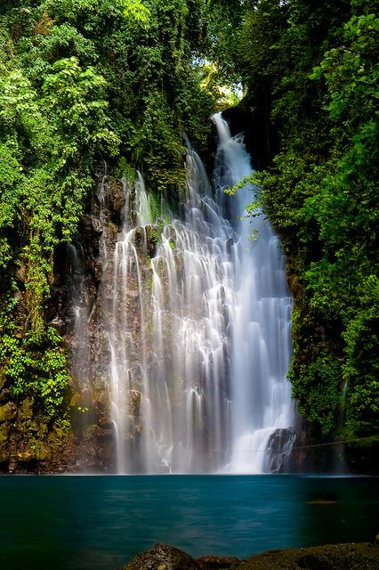 Tinago Falls, Iligan, Philippines