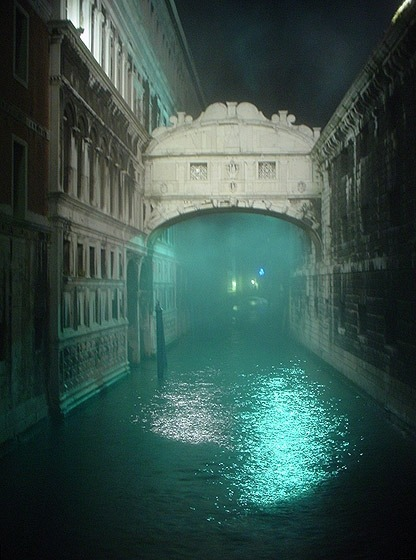 Fog,  Venice, Italy