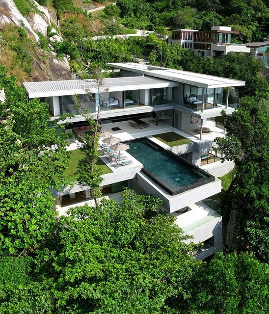 Villa Amanzi in Phuket Island, Thailand