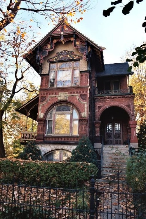 Victorian House, Chicago, Illinois