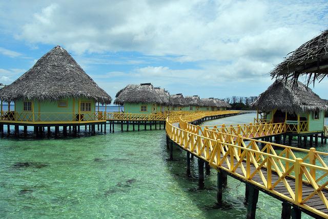 Punta Caracol Resort in Bocas del Toro, Panama