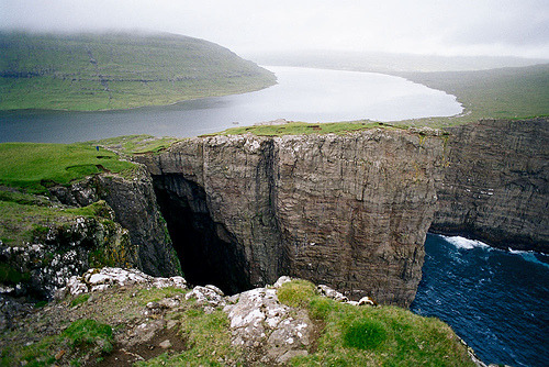 Split Level, The Faroe Islands