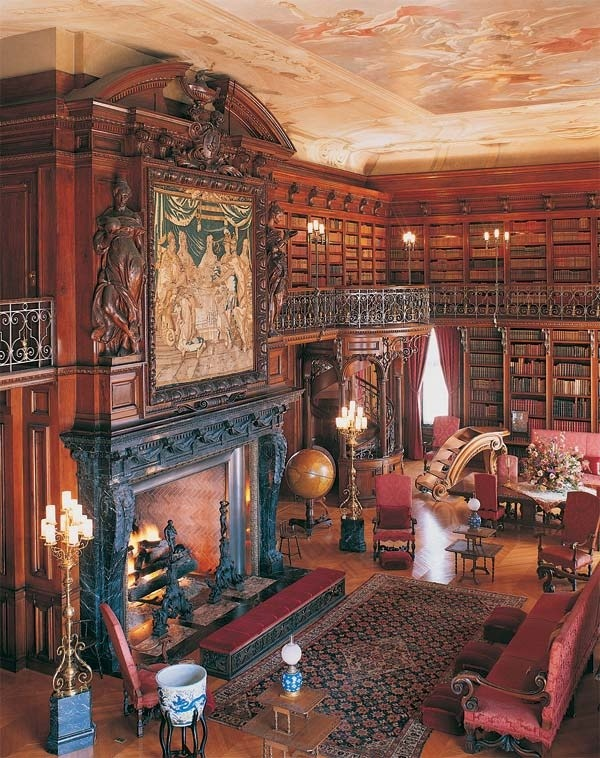 Biltmore Library, Asheville, North Carolina