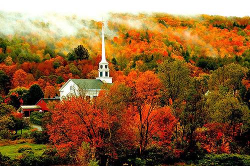 Autumn, Stowe, Vermont