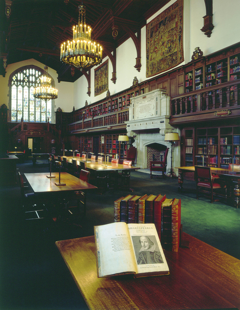 Folger Shakespeare Library, Washington D.C.