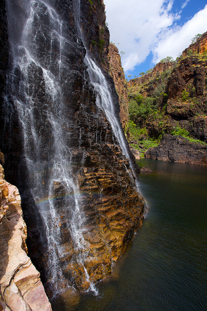 Twin Falls in Kakadu National Park, Northern Territory, Australia