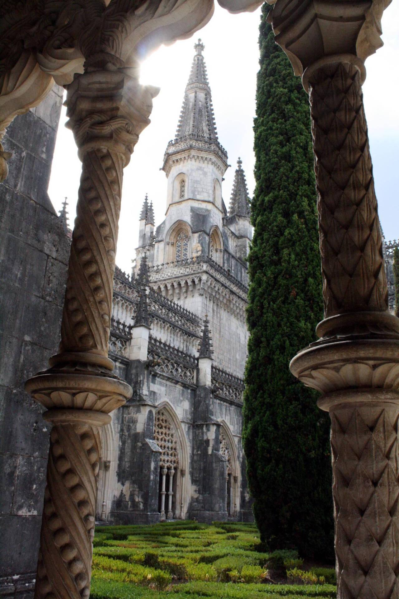 Claustro Real, Batalha Monastery / Portugal