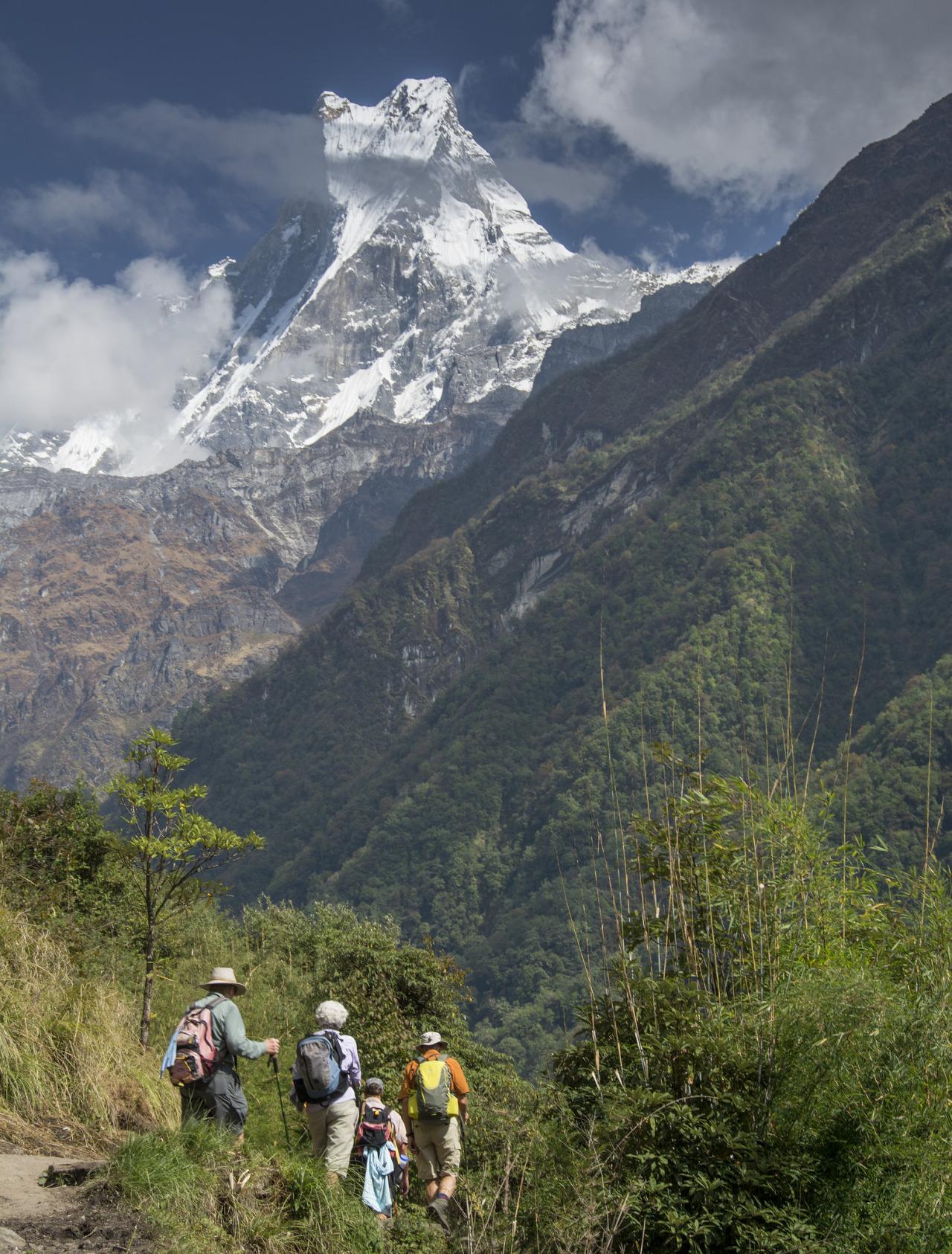 Annapurna trek / Nepal