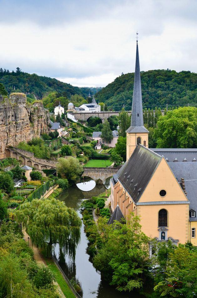 St Jean du Grund / Luxembourg City