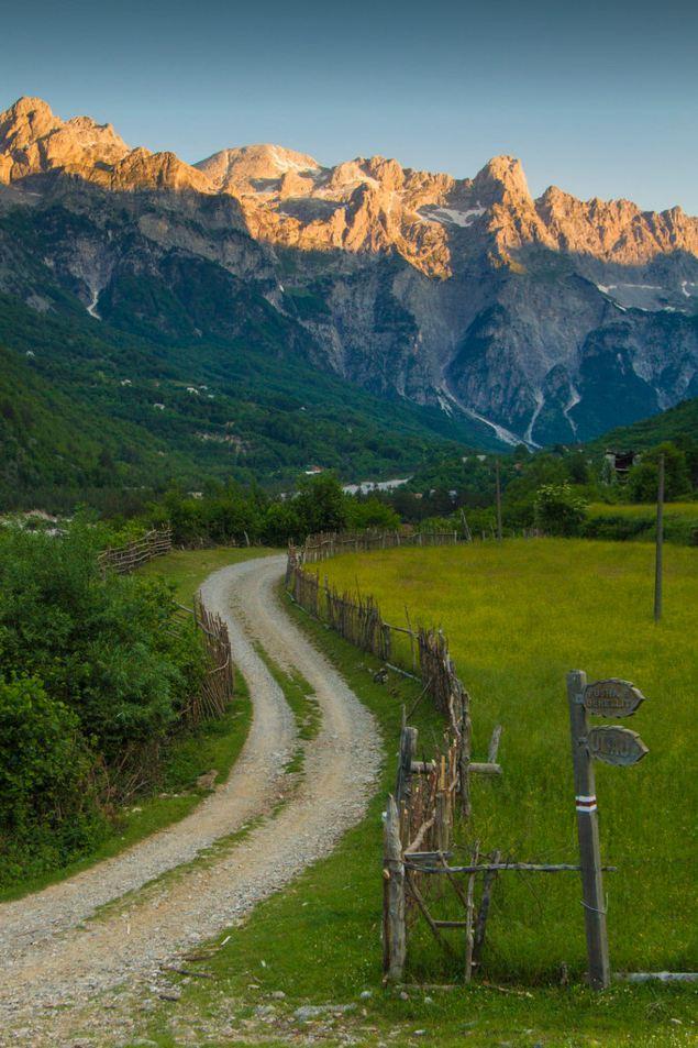 Theth National Park / Albania